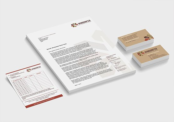 Windorfer Corporate Design